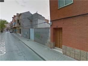 Terreno en venta en calle General Alcañiz, nº 27