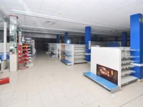Local comercial en alquiler en Plaza del Mercado