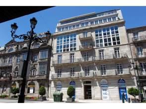 Edificio Suevia, C/ Policarpo Sanz 25 y C/ Marqués de Valladares 18, Zona Areal, García Barbón, Casco Urbano (Vigo)
