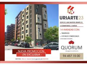 Piso en venta en calle Juan Bautista Uriarte,  23