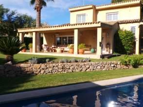 Casa unifamiliar en alquiler en Urbanización Santa Barbara