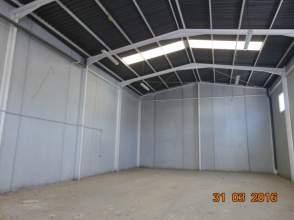 Nave industrial en alquiler en Polígono Castillo