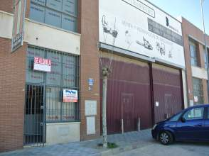 Nave industrial en Avenida Andalucia