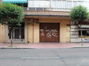 Garaje en Las Delicias