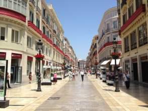 Local comercial en calle Marqués de Larios