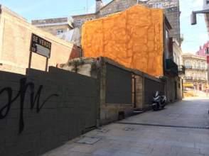 Terreno en calle Rúa Alta
