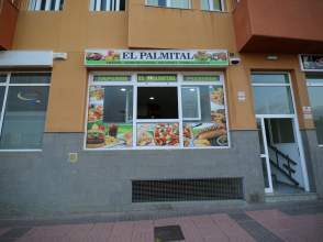 Local comercial en calle Pepe Damaso