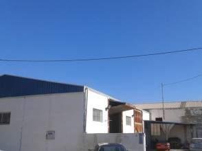 Nave industrial en Llano del Espartal