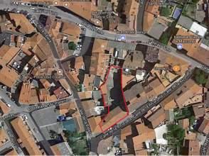 Terreno en calle Alcuruela