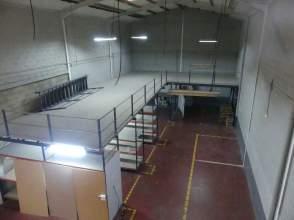 Nave industrial en El Higueral-Palacio de Deportes Martín Carpena