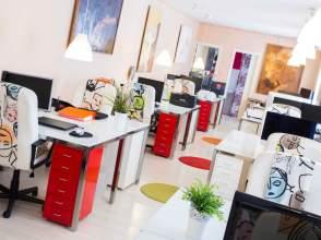 Locales y oficinas de alquiler en tetu n madrid capital for Abanca oficinas madrid capital