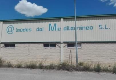 Nave industrial en Avenida de Cataluña