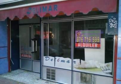 Local comercial en calle del Monasterio de Siresa, nº 24
