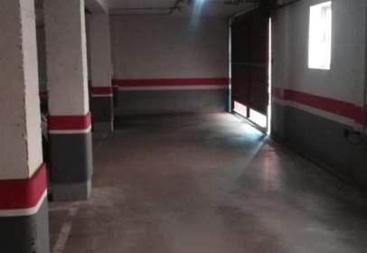 Garatge a calle de Jaca