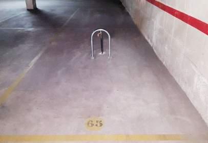 Garaje en La Quebradilla-La Estación