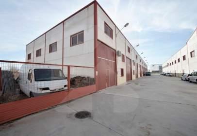 Nau industrial a El Caracol-Altos del Olivar