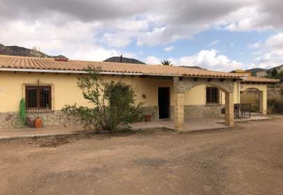 Rural Property in Abanilla