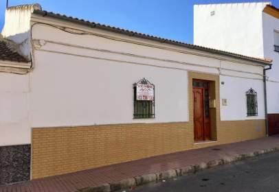 Casa adosada en calle del Calvario