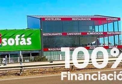Nau industrial a Carretera de Logroño
