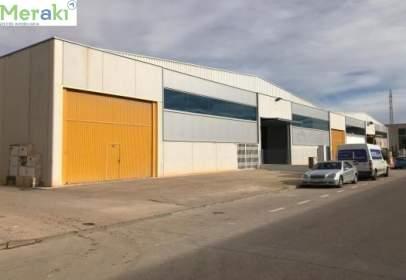 Nave industrial en calle Manuel de Falla, nº 5