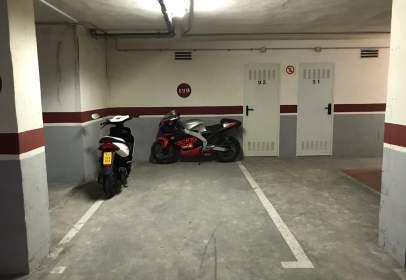 Garage in Avenida de los Esports
