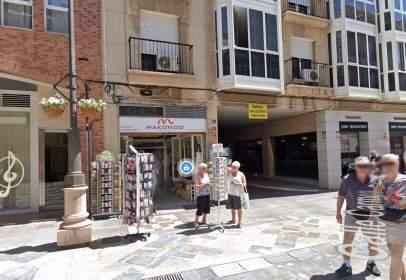 Garatge a calle del Carmen, prop de Calle San Roque