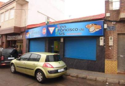 Local comercial en calle de Castelar