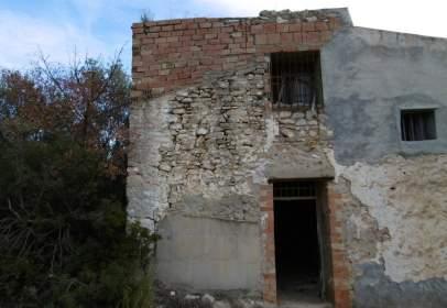 Finca rústica en Vall d'Alba