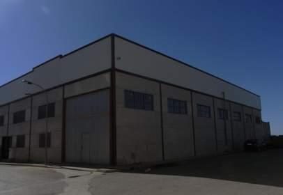 Nau industrial a Santa Cruz de La Zarza
