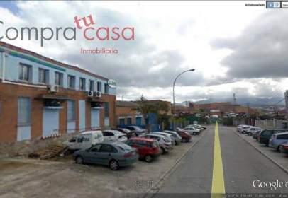 Nau industrial a El Cerro-Hontoria