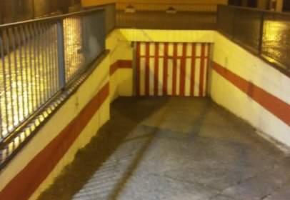 Garage in Paseo de los Pisones, nº 32