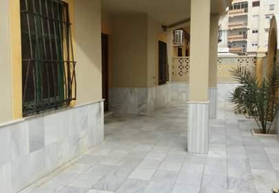 Chalet in Ciudad Jardín-Tagarete-Zapillo