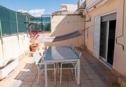 Penthouse in calle Corts Valencianes, nº 8