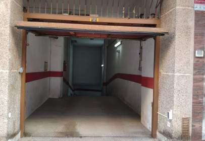 Garaje en calle del Príncipe de Asturias, 20