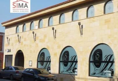 Edificio en calle Clara Campo Amor, nº 6