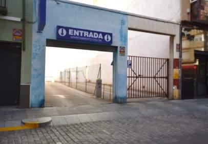 Garaje en Carrer Alzira, nº 26