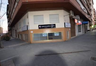 Local comercial a Plaza del Ejército Español, 10