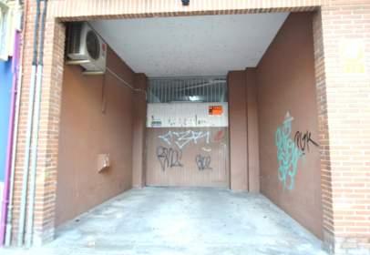 Garatge a calle Ferrocarril d'Alcoi, nº 87