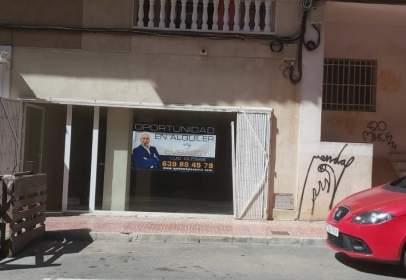 Local comercial en calle del Bergantín, nº 35