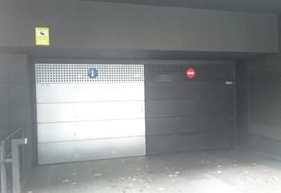 Garatge a calle del Consell de Cent