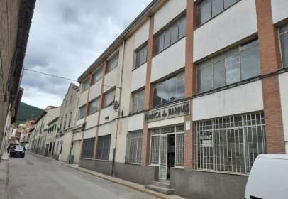 Nau industrial a calle del Alberche, nº 7