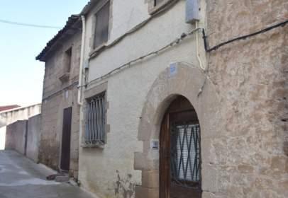 Casa pareada en Calaceite