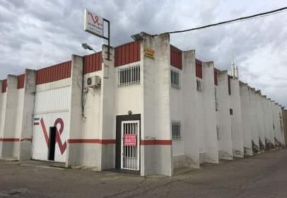 Nau industrial a calle calle de Méjico