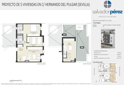 Duplex in Nervión - Huerta Santa Teresa