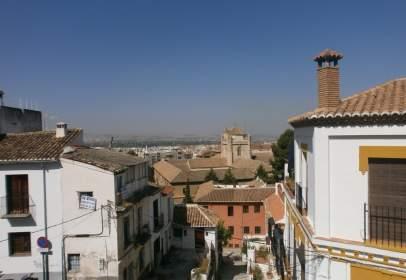 Casa en Granada Capital - Albaicín Jardines del Triunfo