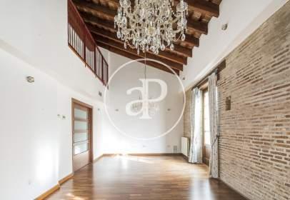 Penthouse in calle de Cuenca