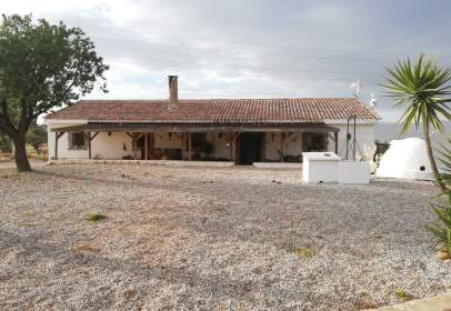 Chalet en Lorca, Zona de Campo Aguaderas