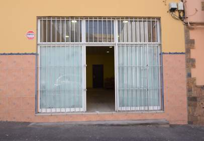 Commercial space in calle Paisaje Lunar