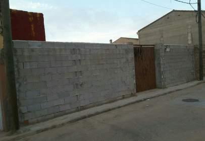 Terreno en calle La Paz, nº 11