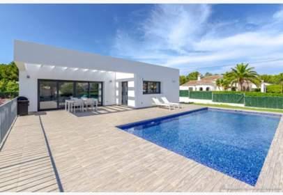 Casa a Balcón al Mar-Cap Martí-Adsubia